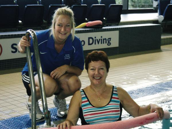 Over 50s Learn To Swim Active North Tyneside
