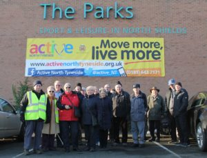 The Parks Walking Group